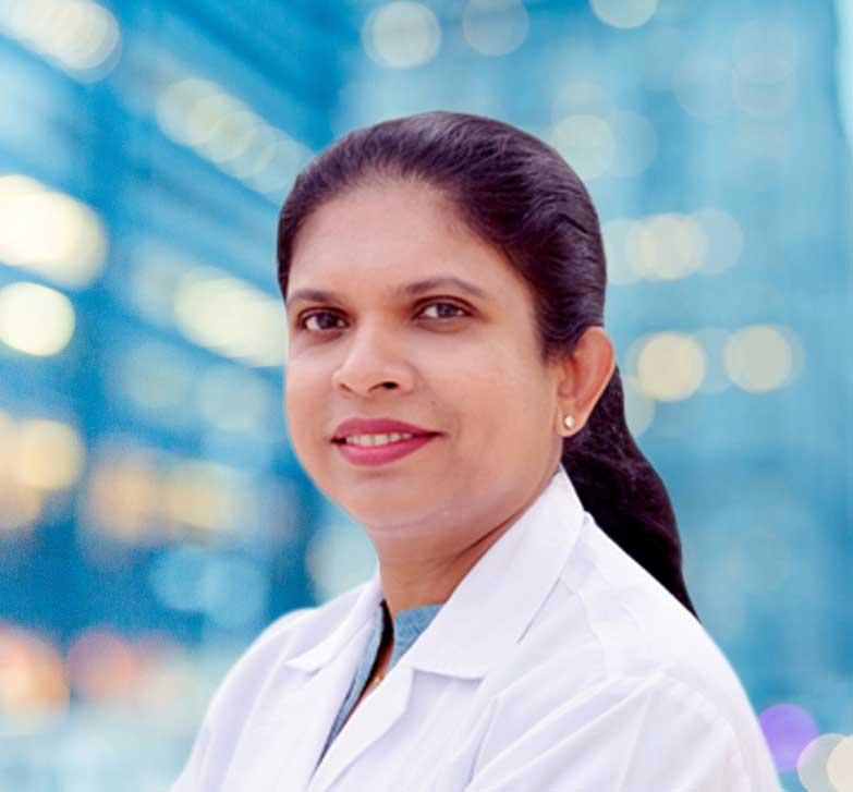 Dr Anu, Adam & Eve Medical Center