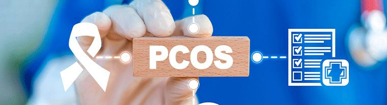 LEARNING HOW TO LIVE WITH PCOS